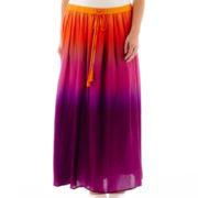 Stylus™ Woven Ombré Maxi Skirt - Plus