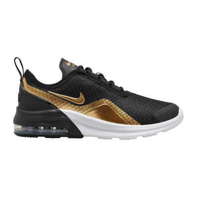 Gestionar Cercanamente Giotto Dibondon  Nike Air Max Motion 2 Unisex Running Shoes, Color: Blk-mtc Gld-blk -  JCPenney
