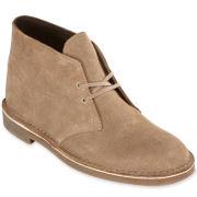 Clarks® Bushacre Mens Chukka Boots