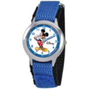 Disney Kids Time Teacher Mickey Mouse Watch