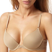 Maidenform One Fab Fit Lace-Trim Pushup Bra - 7180