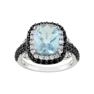 jcpenney.com | Sterling Silver Sky Blue Topaz Ring