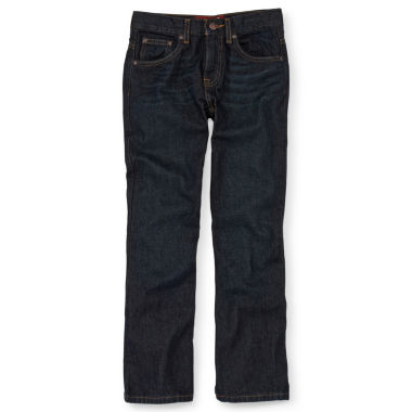 Arizona Bootcut Jeans - Boys 8-20 Slim and Husky - JCPenney