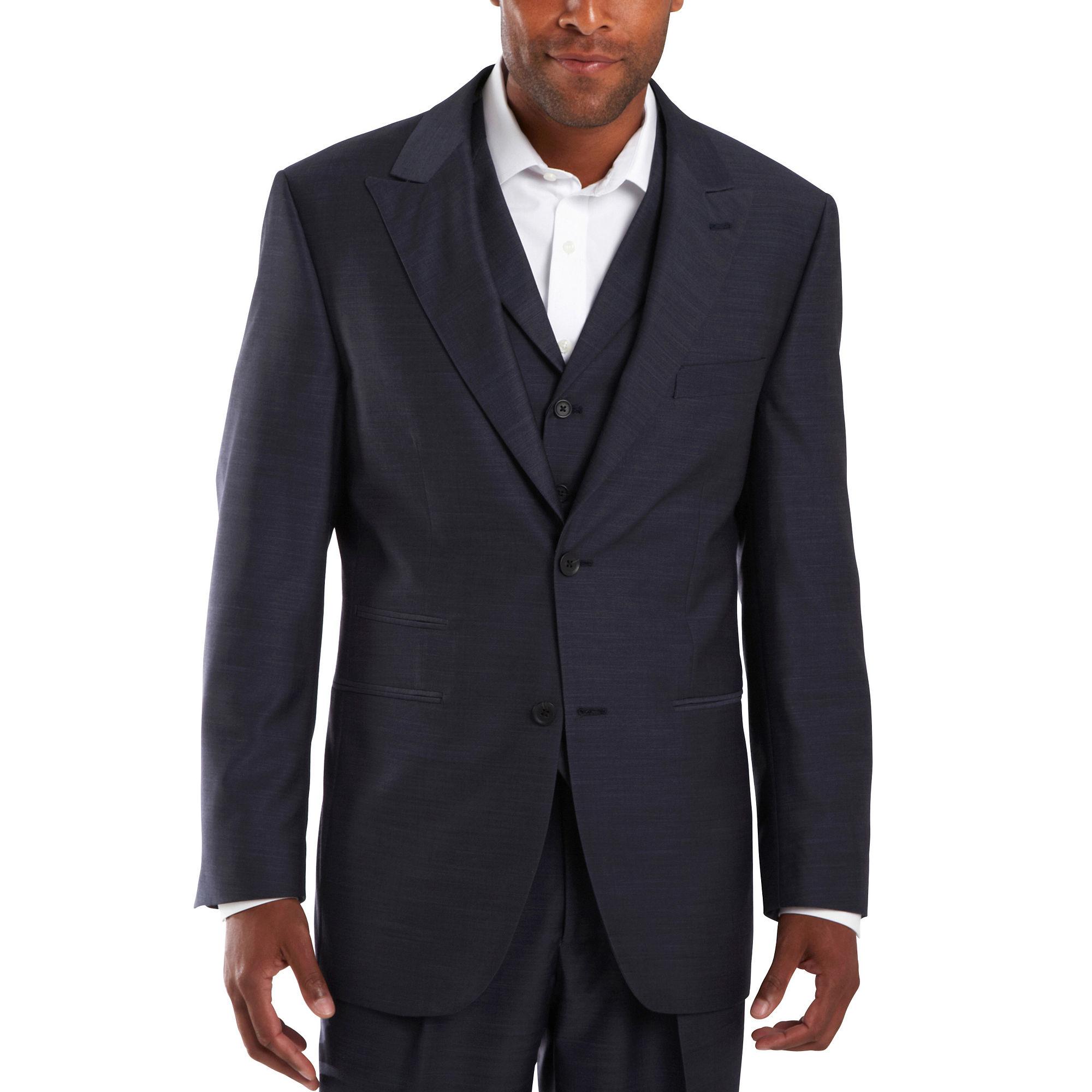 Steve Harvey Sharkskin Suit Jacket plus size,  plus size fashion plus size appare