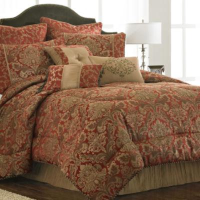 Laurel Hill 7-pc. Jacquard Comforter Set