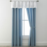 jcp home™ Oceana Curtain Panel Pair