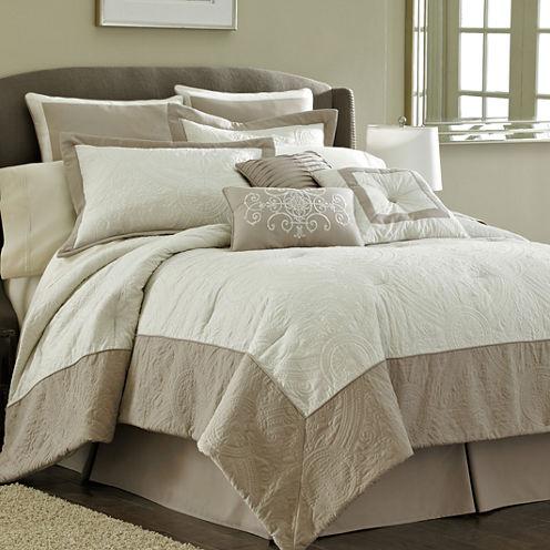Bensonhurst 4-pc. Comforter Set