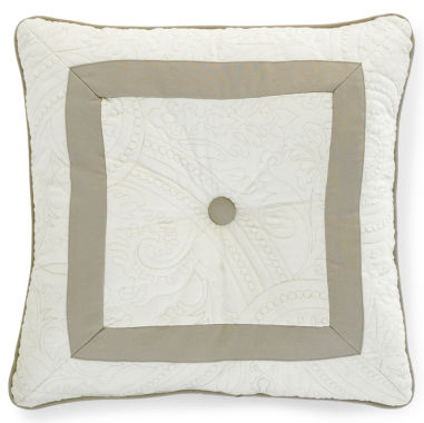 jcpenney.com | Bensonhurst Tufted Square Decorative Pillow