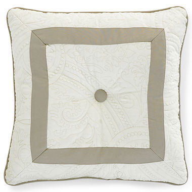 Bensonhurst Tufted Square Decorative Pillow - JCPenney