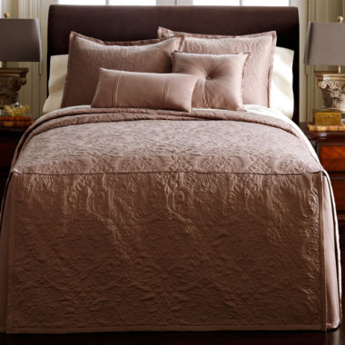 jcpenney.com | Royal Velvet® Monument Bedspread & Accessories