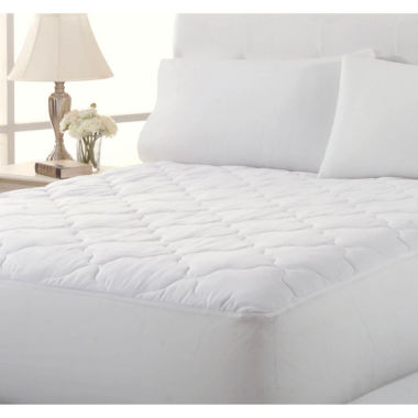 jcpenney.com | JCPenney Home™ Clean and Fresh Waterproof Mattress Pad