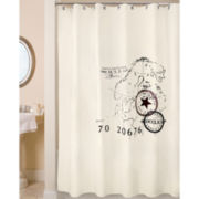 Park B. Smith World Shower Curtain