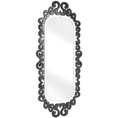 Shiva Black Wall Mirror