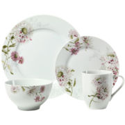 Mikasa Silk Floral China Dinnerware Collection