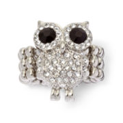 Total Girl® Owl Ring