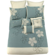 Seaside Bloom 10-pc. Comforter Set