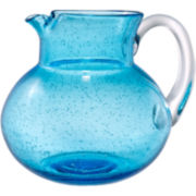 Iris 90-oz. Glass Pitcher