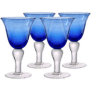 Iris 4-pc. Wine Glass Set