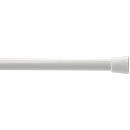 "Bali® 28-48"" Round Spring 7/16"" Adjustable Tension Rod"