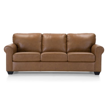 jcpenney.com | Leather Possibilities Sofa