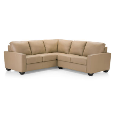 jcpenney.com | Leather Possibilities 2-pc. Left-Arm Corner Sofa/Loveseat Sectional