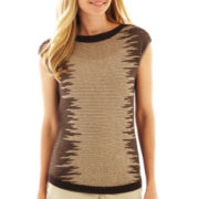 Worthington® Short-Sleeve Sweater