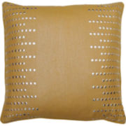 Trixie Square Decorative Pillow