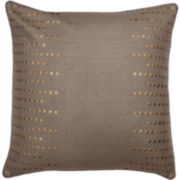 Trixie Square Decorative Pillow
