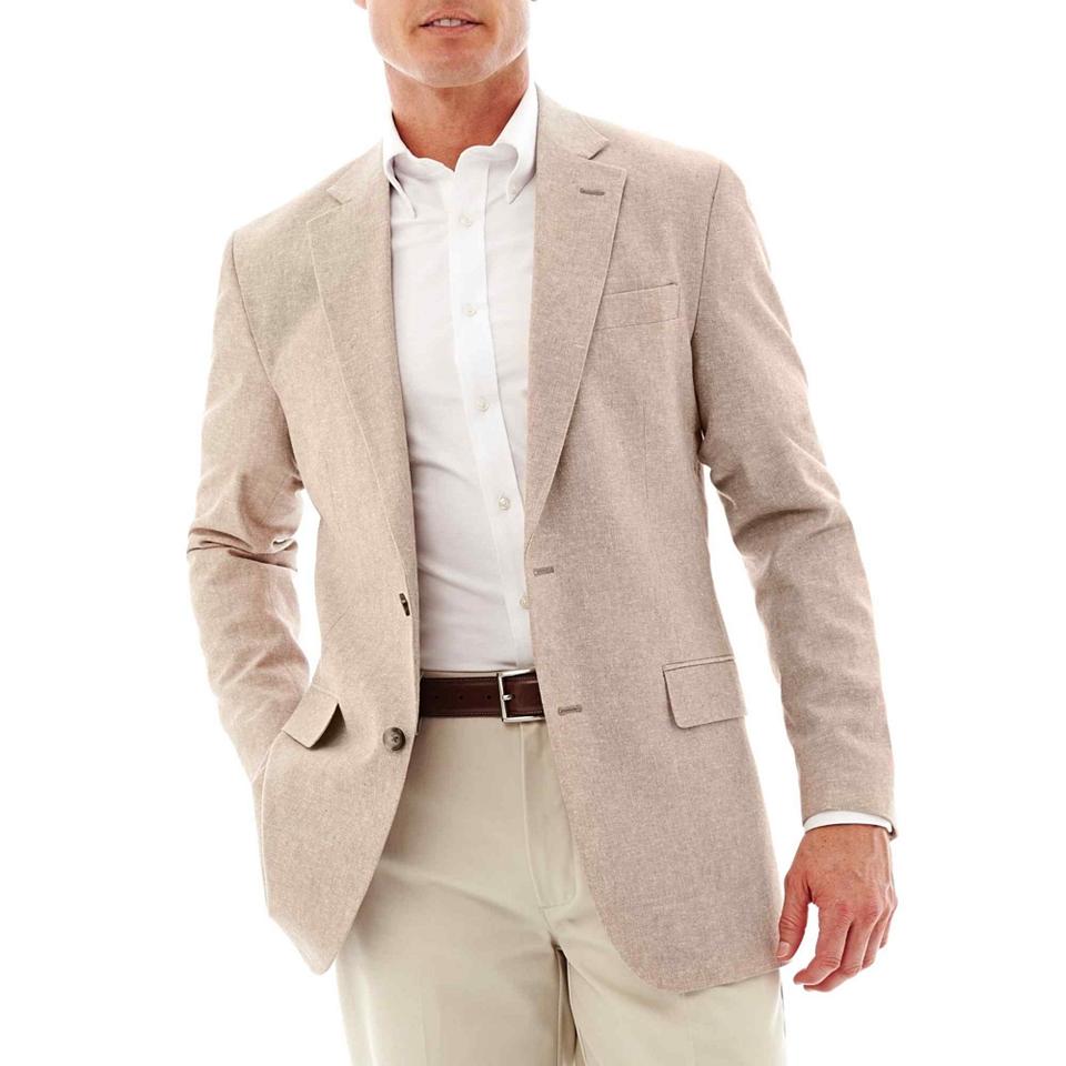 7936851d4 JCPenney. Stafford Linen Cotton Sport Coat