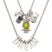 """Decree® Make Your Own Word - """"Dream"""" 2-Row Necklace"""