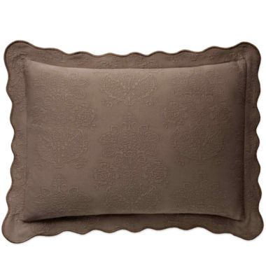 jcpenney.com | Royal Velvet® Abigail Pillow Sham