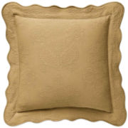 Royal Velvet® Abigail Square Decorative Pillow