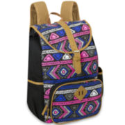 Cotton Drawstring Myan Backpack