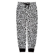 Okie Dokie® Printed Jogger Pants - Preschool Girls 4-6x