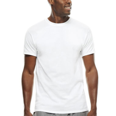 jcpenney.com | Hanes® 3pk. Ultimate X-Temp™ Crewneck T-Shirts - Big & Tall