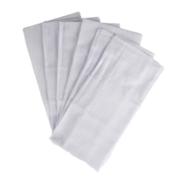jcpenney.com | Dockers® 6-pk. Cotton Handkerchief Set