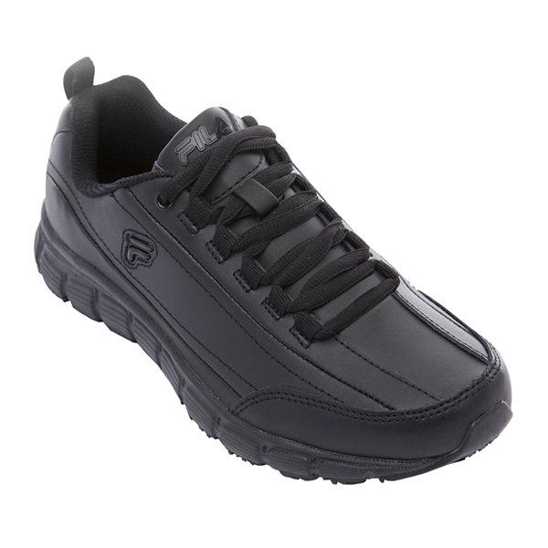 Fila Memory Radiance Slip Resistant Womens Walking Shoes