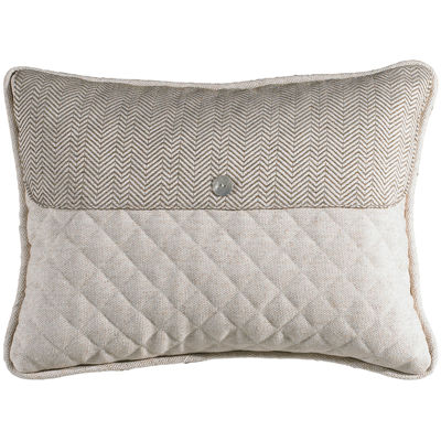 HiEnd Accents Fairfield Oblong Decorative Pillow