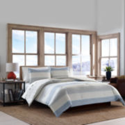 Eddie Bauer® Camas Stripe Comforter Set