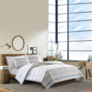 Eddie Bauer® Jetty Island Plaid Comforter Set
