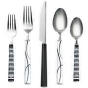 Corelle Coordinates® Simple Lines 20-pc. Flatware Set