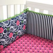 Trend Lab® Lucy Crib Bumper