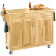 Create-Your-Own Large Kitchen Cart