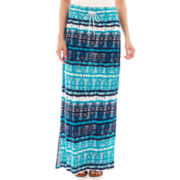 a.n.a® Wide-Waistband Knit Maxi Skirt - Tall