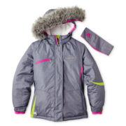 ZeroXposur® Nadia Snowboard Jacket – Girls 6-16