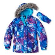 ZeroXposur® Ella Snowboard Jacket – Girls 6-16