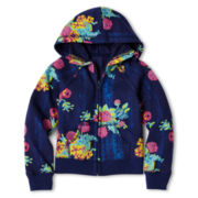 Arizona Full-Zip Hoodie - Girls 2t-6