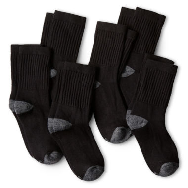 jcpenney.com | Xersion™ 6-pk. Crew Socks