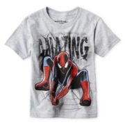 Spiderman Graphic Tee – Boys 4-7