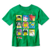 Lego Movie Graphic Tee – Boys 4-7